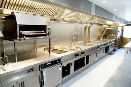 商用厨房设备发展新趋势